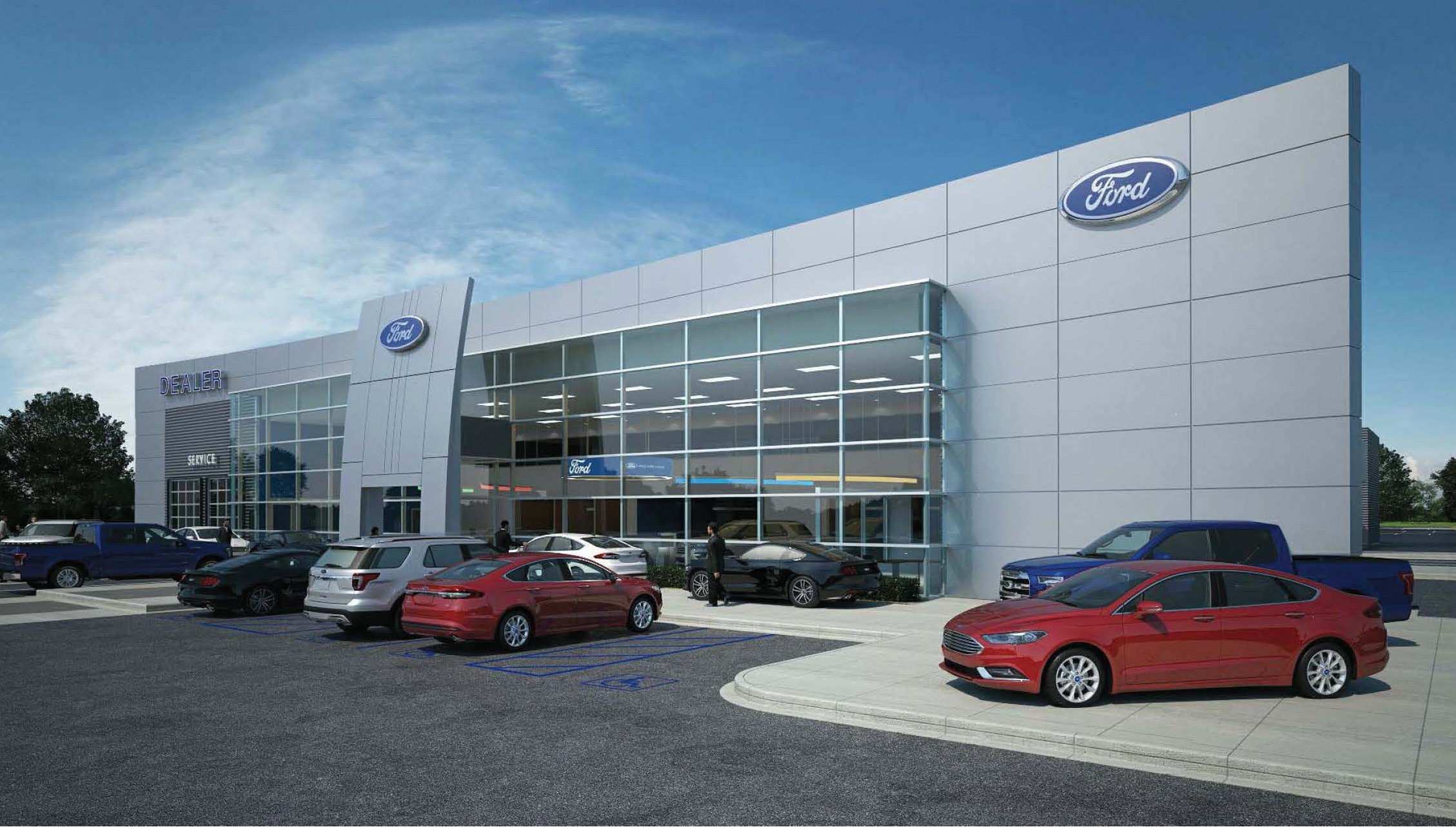 Car Dealerships In Savannah Ga >> J.C. Lewis Ford Dealerships » Hussey Gay Bell