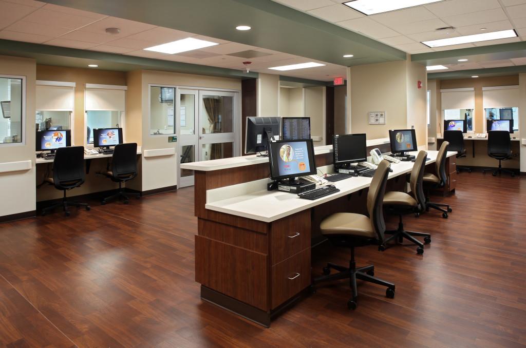 Memorial Heart & Vascular Institute Wing Expansion