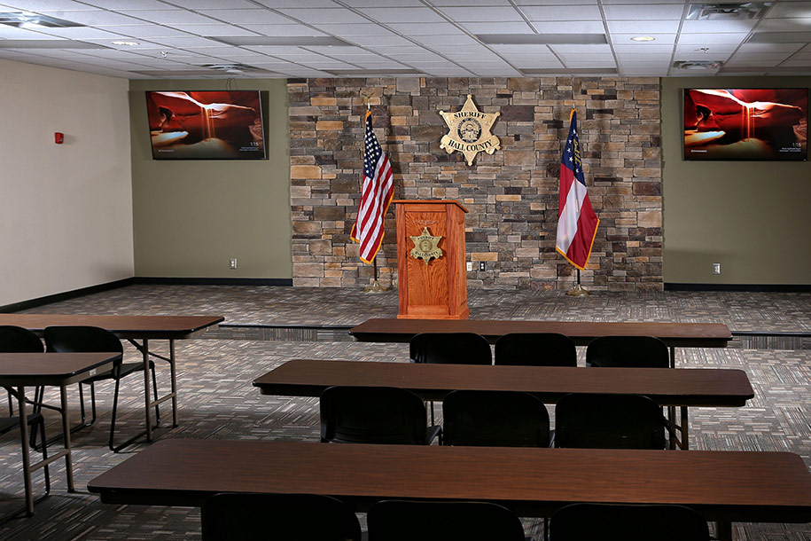 Hall County Sheriff's Office, Gainesville, GA – Hussey Gay ...