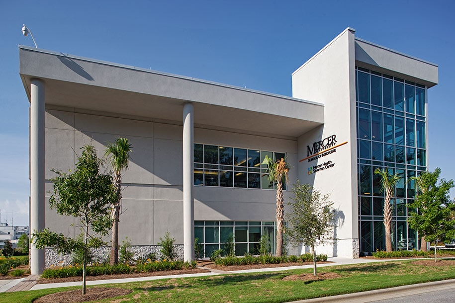 Mercer School Of Medicine >> Mercer School Of Medicine Savannah Ga Hussey Gay Bell