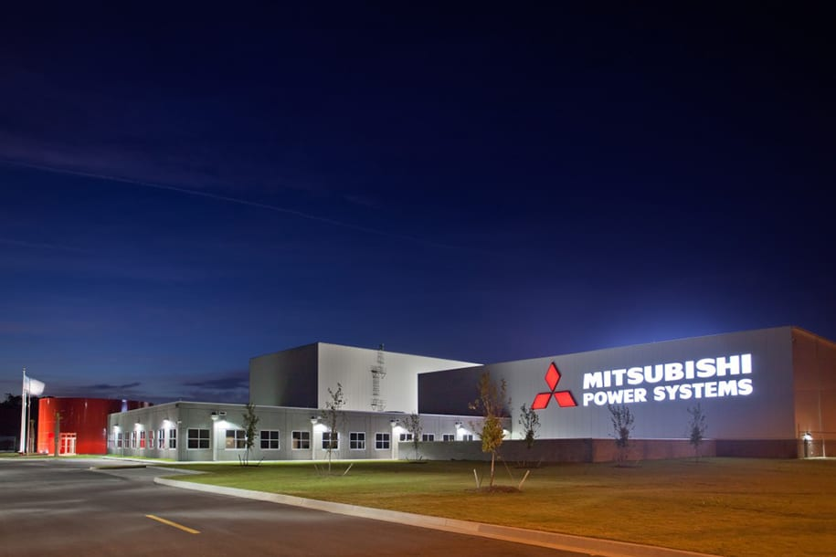 Attractive Mitsubishi Hitachi Power Systems America, Pooler, GA