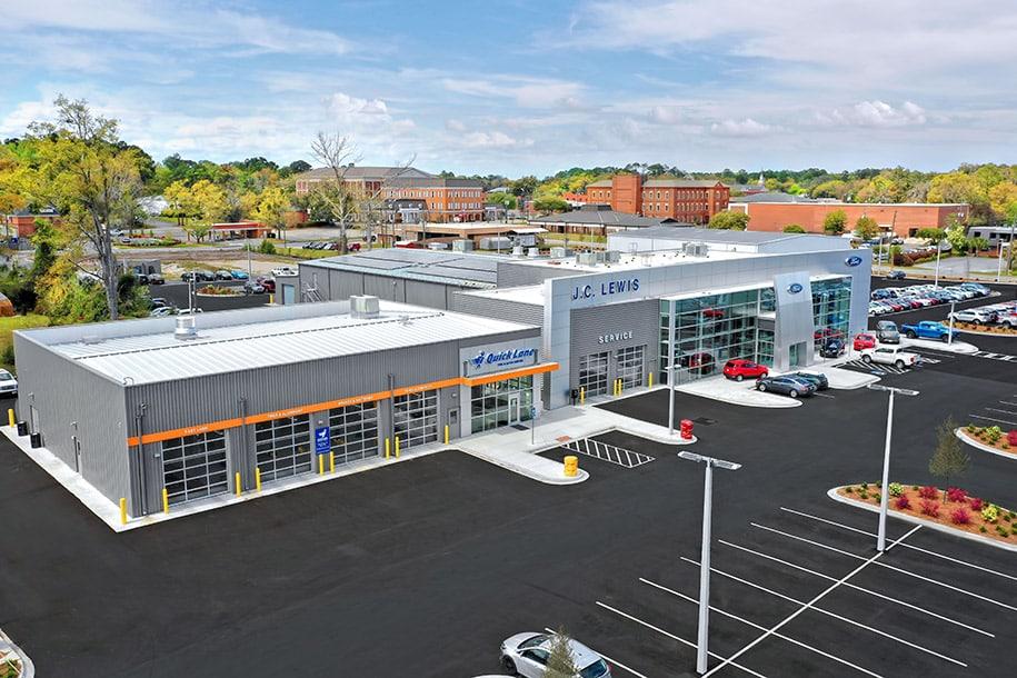 Jc Lewis Ford >> J.C. Lewis Ford Dealership, Hinesville, GA – Hussey Gay Bell