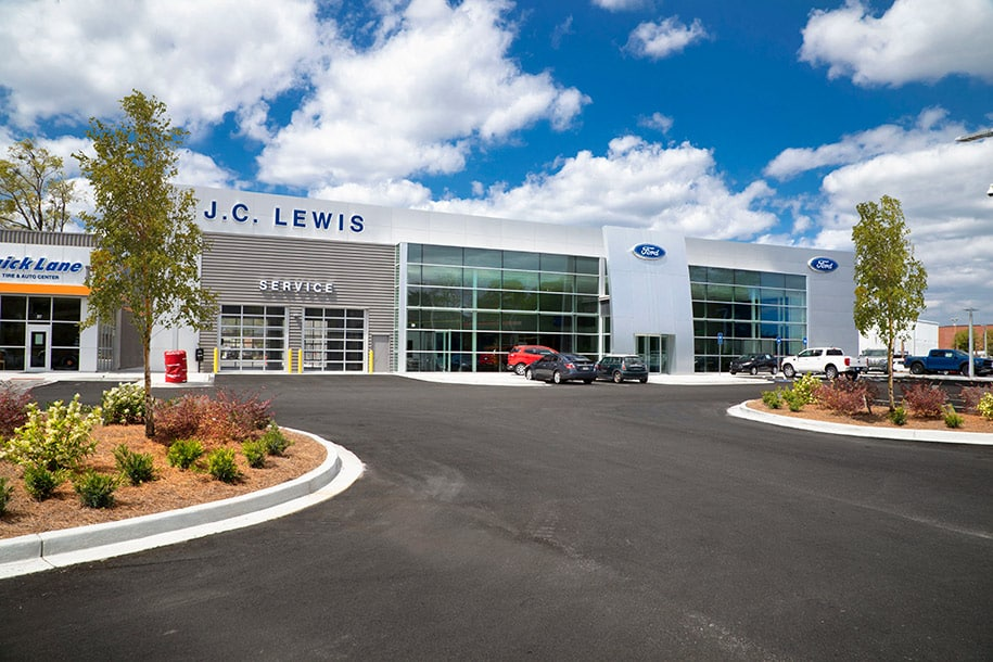 Jc Lewis Ford >> J C Lewis Ford Dealership Hinesville Ga Hussey Gay Bell